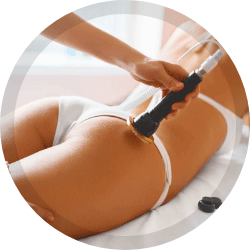 Cavitación para eliminar la celulitis