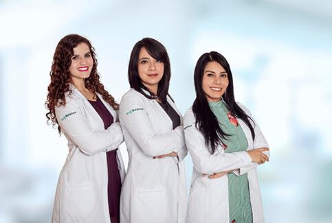 Médicos especializados en nutrición