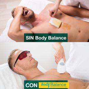 Body Balance Depilación LáserLightsheer