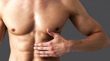 Cómo reducir cintura y abdomen de un hombre rápido