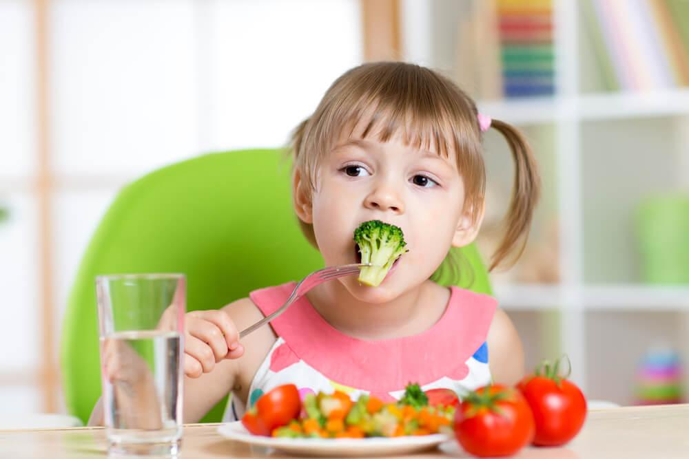 alimentacion para niños de mexico